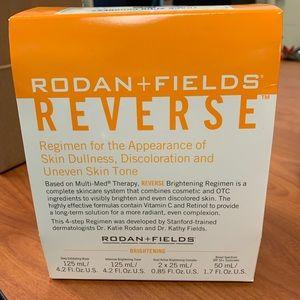 Rodan and fields reverse face wash